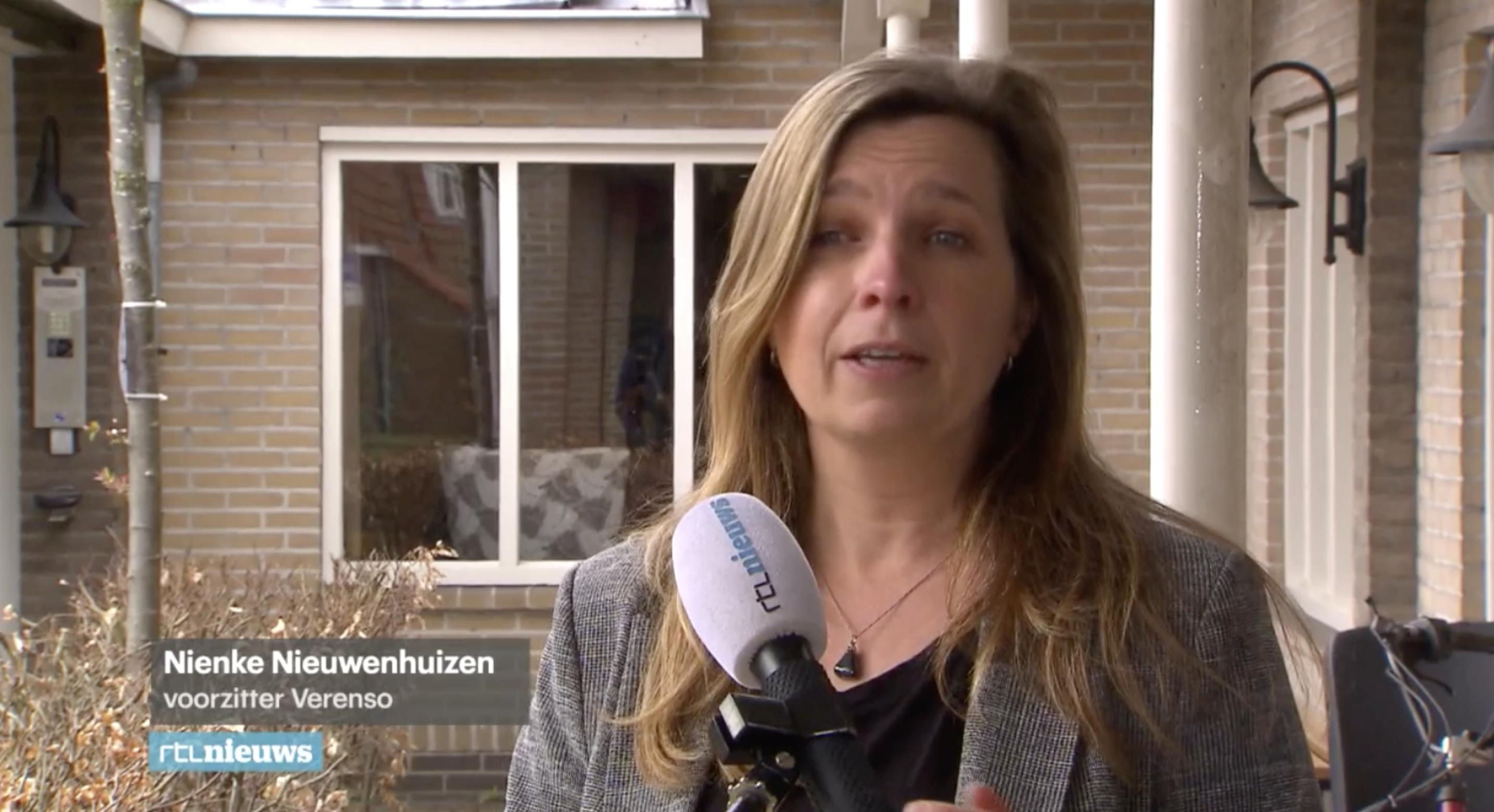 verpleeghuizen Nienke Niewenhuizen corona ysis Gerimedica verenso